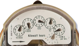 How to read your meter and track your electricity use