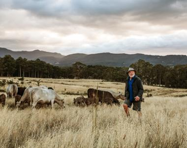 Farmer Huon Valley